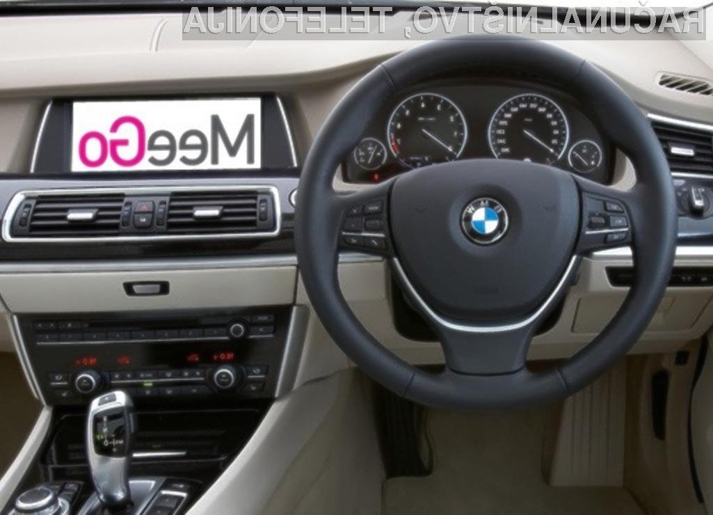 Operacijski sistem MeeGo se več kot odlično prilega sodobnim avtomobilom!