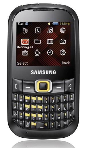 GSM telefon Samsung B3210 Corby TXT, rumen