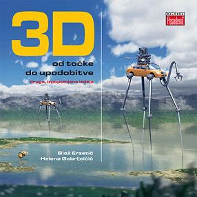 Knjiga 3D od točke do upodobitve ZA SAMO 26,00 €!