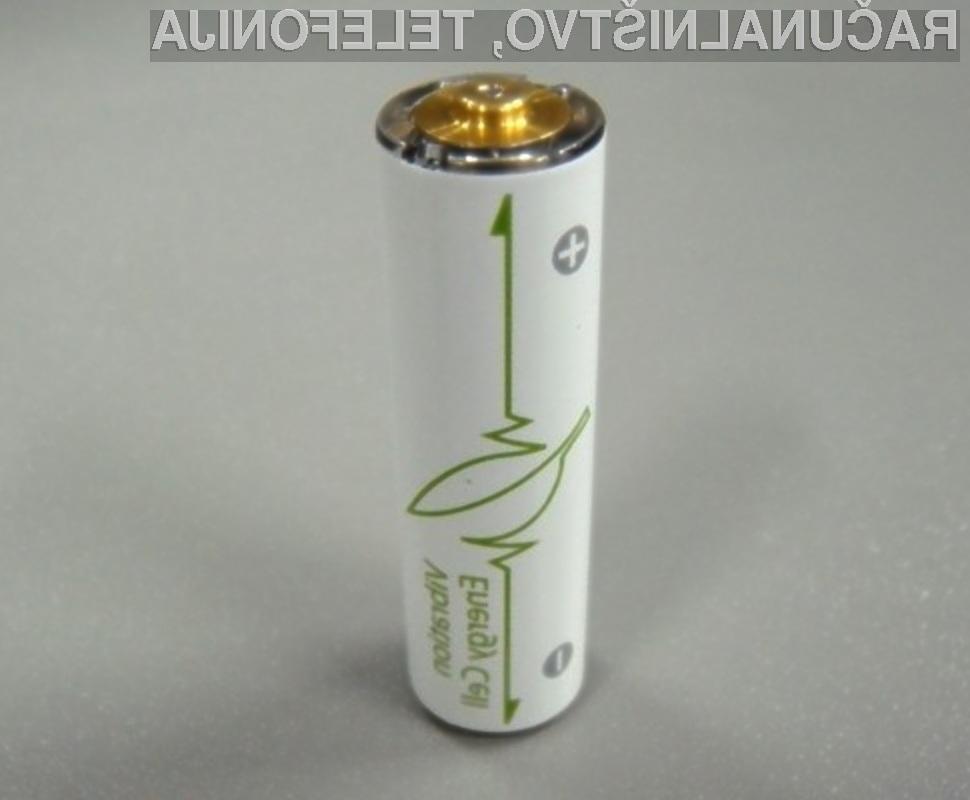 Z novimi baterijami Brother Industries Ltd bodo prenosne naprave delovale dlje.