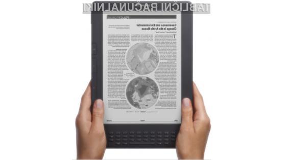 Kindle DX odslej še boljši.