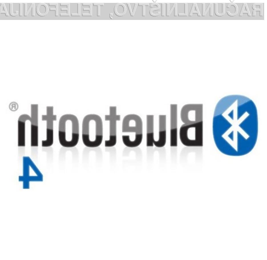 Razmah novega Bluetooth standarda