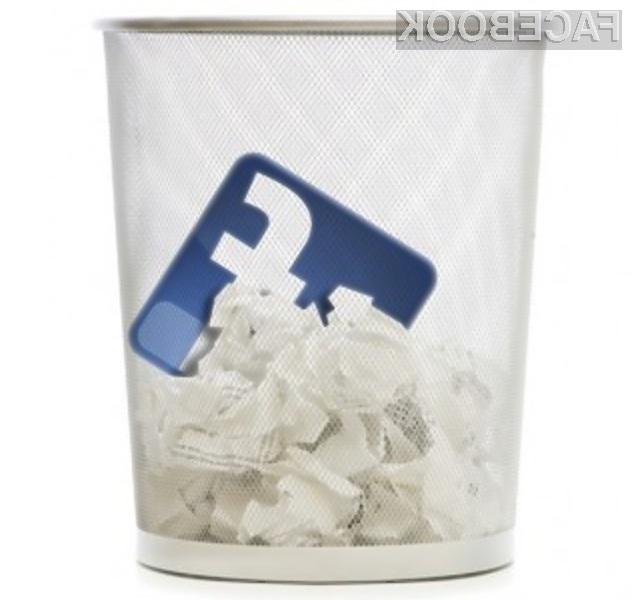 Vse več uporabnikov socialnega omrežja Facebook je nezadovoljnih z varovanjem njihove zasebnosti!