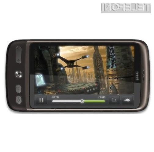 Z novimi zasloni bodo mobilniki HTC delovali dlje.