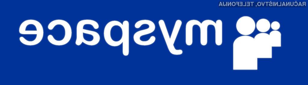 Vprašanje je, če se bo MySpace pobral.
