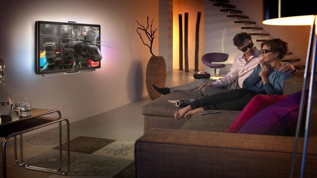 Philips predstavlja 3D TV