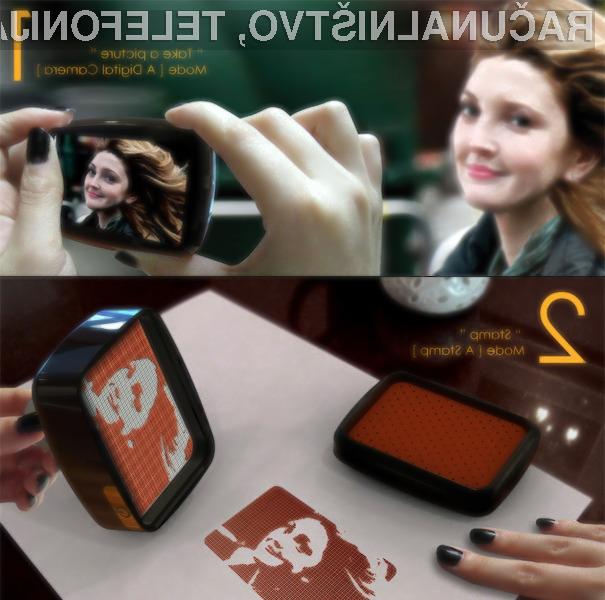 Digitalni fotoaparat Stamp.y bi lahko bil kot nalašč za preživljanje prostega časa!
