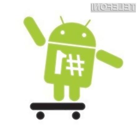 Mobilni telefoni z operacijskim sistemom Android gredo kot vroče žemljice!