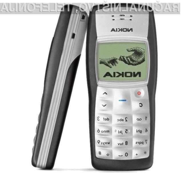 Je mobilnik Nokia 1100 resnično zmogljivo hekersko orodje ali gre zgolj za potegavščino?