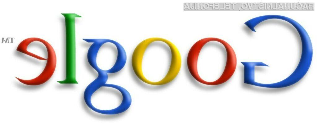 Iskalnik Google že dolgo vztraja na prvem mestu.