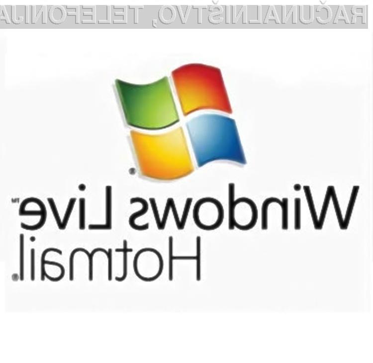 Hotmail je bil deležen korenite prenove!