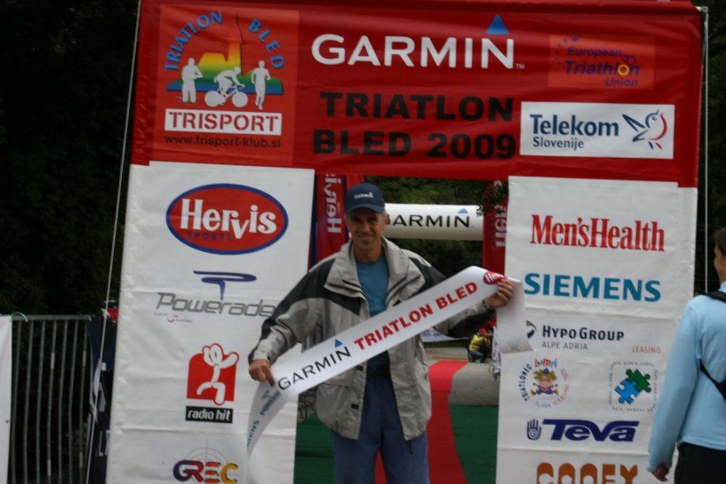 Tudi vi se lahko udeležite Garmin triatlona na Bledu!