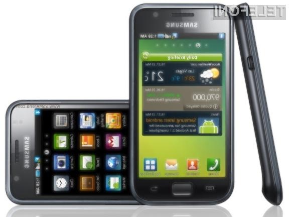 Android 2.2 Froyo se odlično prilega mobilniku Samsung Galaxy S I9000!