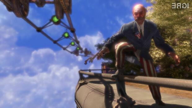 Irrational Games oznanil Bioshock: Infinite