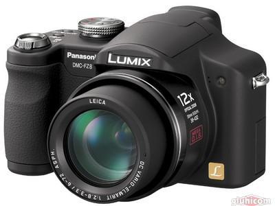 Digitalni fotoaparat PANASONIC DMC-FZ8 EG
