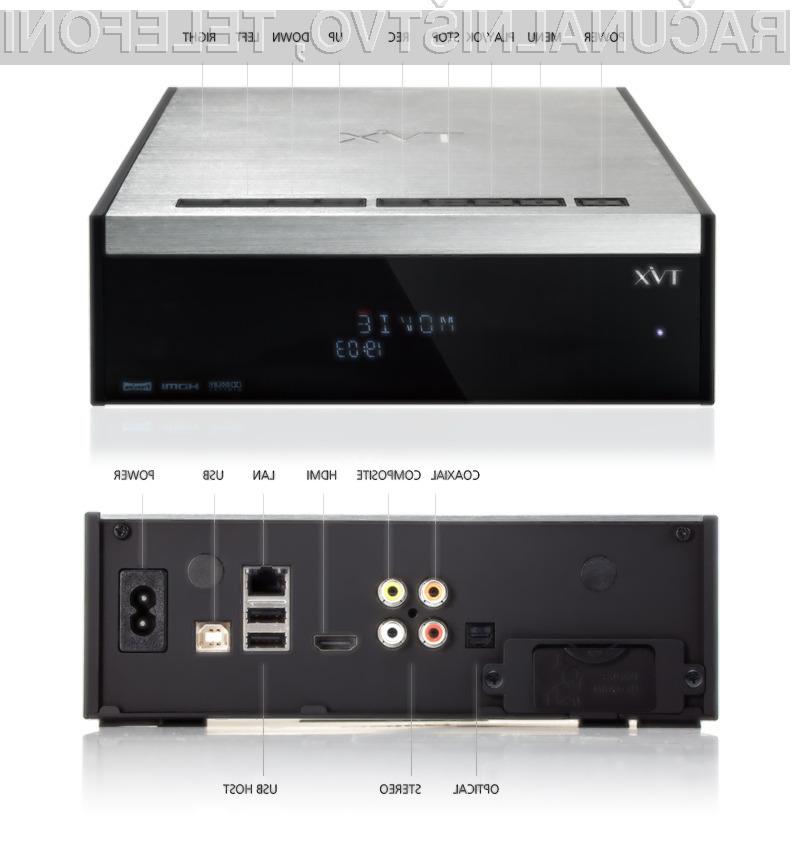 HD predvajalnik DVICO TVIX M-6600N