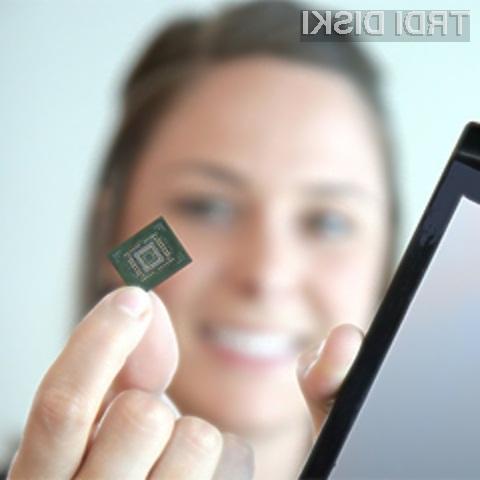 Samsung z najmanjšim pogonom Solid State