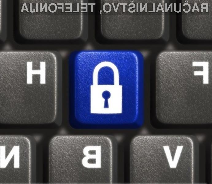 Ali tudi vi uporabljate eno geslo za dostop do različnih spletnih storitev?