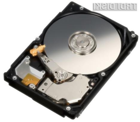 Pri novih trdih diskih Toshiba po potrebno skrbeti za redno izdelavo varnostnih kopij podatkov.