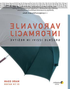 Knjiga Varovanje informacij