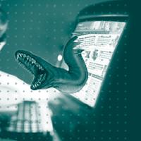 Kibernetični napadi obsegajo od 75.000 do 100.000 škodljivih programov na dan