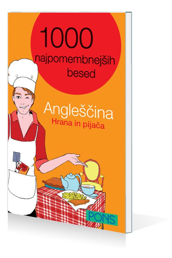 Komplet Knjig 1000 Najpomembnejših besed ZA SAMO 18,00 €!