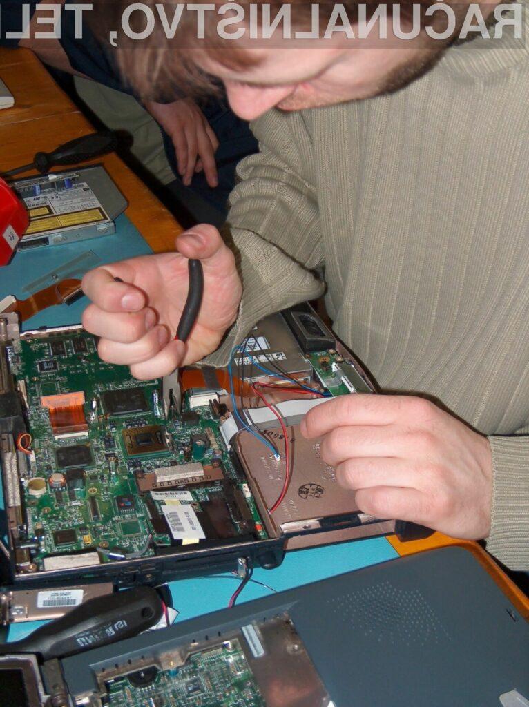 Za tester za računalniške kable so dobili zlato medaljo na razstavi inovacij IENA v Nürnbergu.