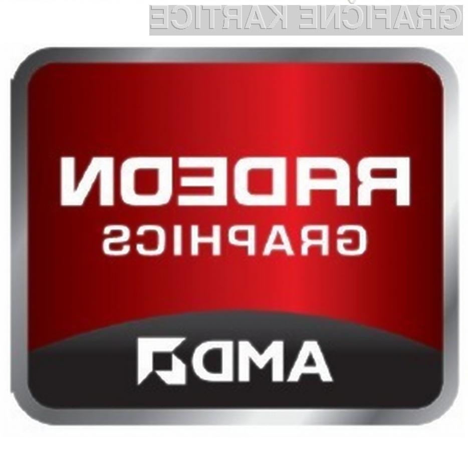 Grafični gigant AMD konkurenčnemu podjetju Nvidia napoveduje hude čase!