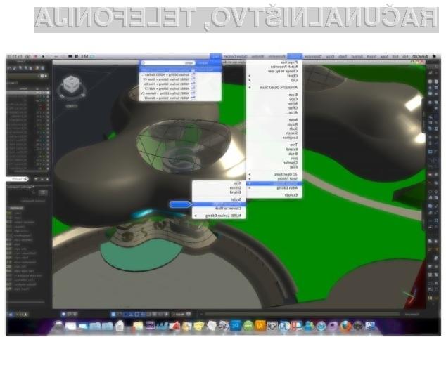 Programski paket AutoCAD bo vendarle na voljo za uporabnike Applovih računalniških sistemov Mac.