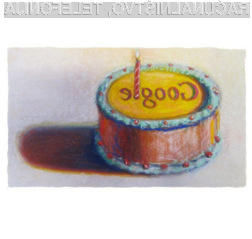 Vse najboljše Google!