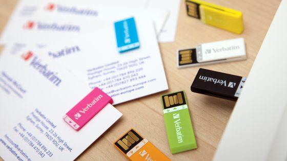 """Verbatim Store 'n' Go """"Clip-it"""" USB pogon, dobitnik letošnje nagrade Red dot"""