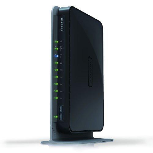 NETGEAR Range Max Dual Band Wireless-N Gigabit Router
