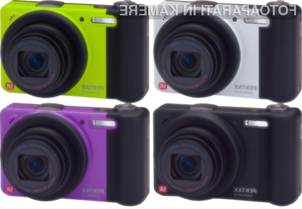 Optio RZ10 lahko zadovolji fotografske potrebe marsikaterega uporabnika.
