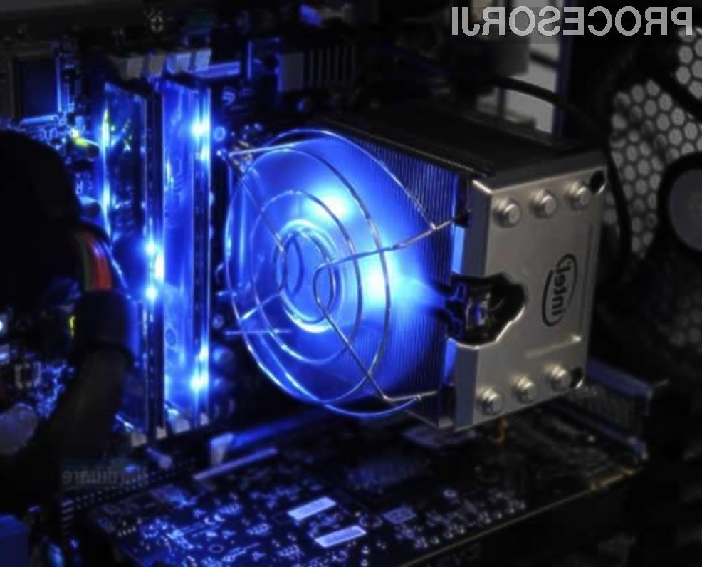 Procesor Intel Core i7 2600K se je v praksi izkazal za odličnega navijalca!