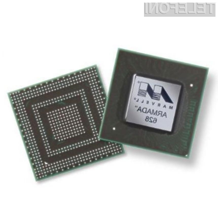 Mobilno čipovje ARMADA 628 bo občutno povečalo zmogljivost mobilnikov in tabličnih računalnikov.