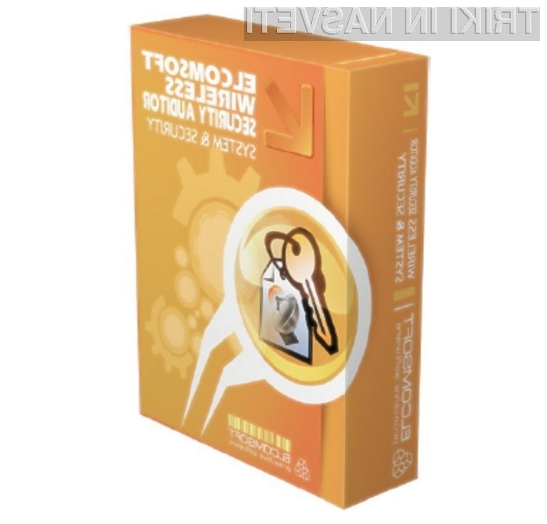 Elcomsoft Wireless Security Auditor je eno najboljših orodij za iskanje izgubljenih gesel!