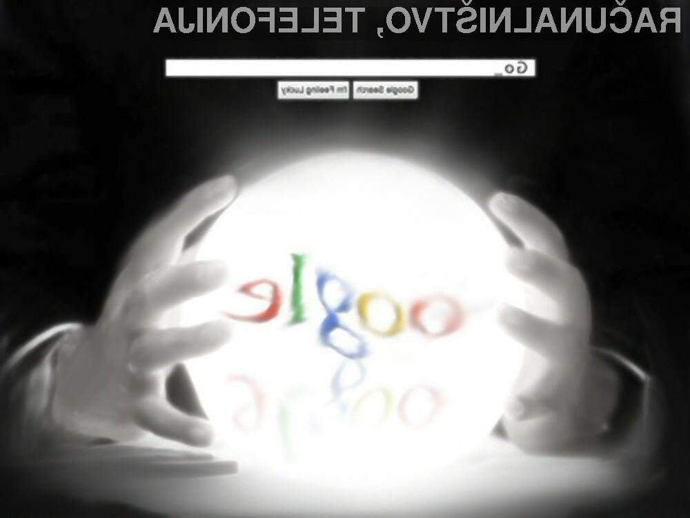Iskalnik Google Instant zdaleč najbolj »sovraži« pornografske iskalne nize!