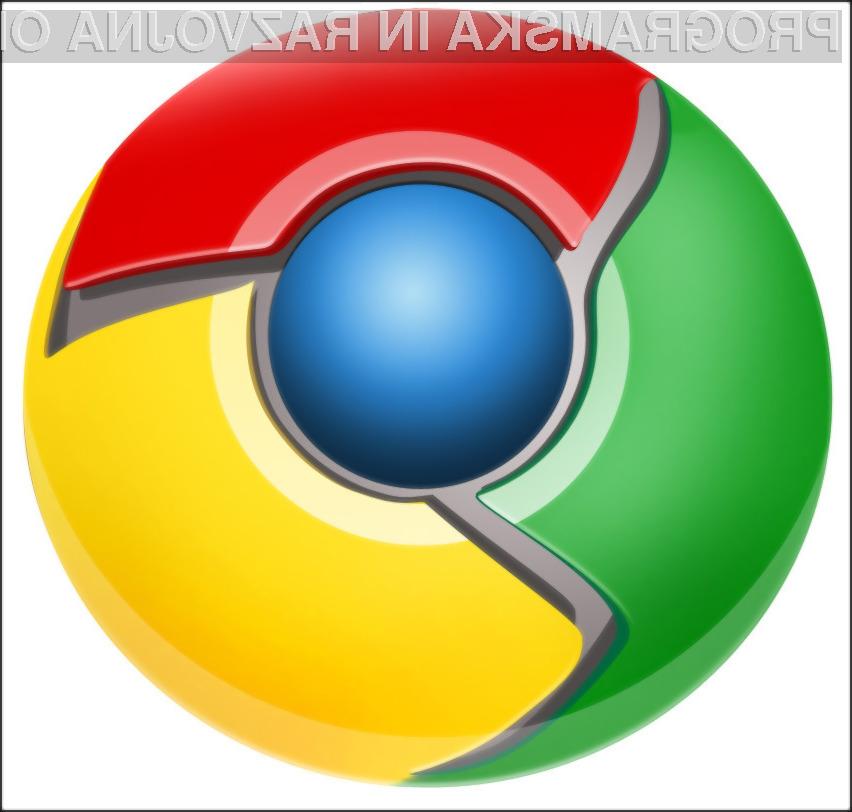 Google Chrome ima zagotovljeno sveto prihodnost!
