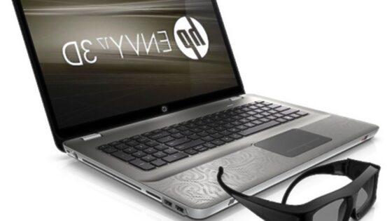 S prenosnim računalnikom Envy 17 3D podjetja HP zagotovo ne boste ostali neopaženi.