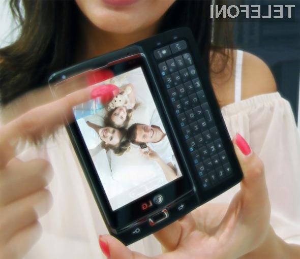 Pametni mobilni telefon LG Optimus 7 obeta veliko!