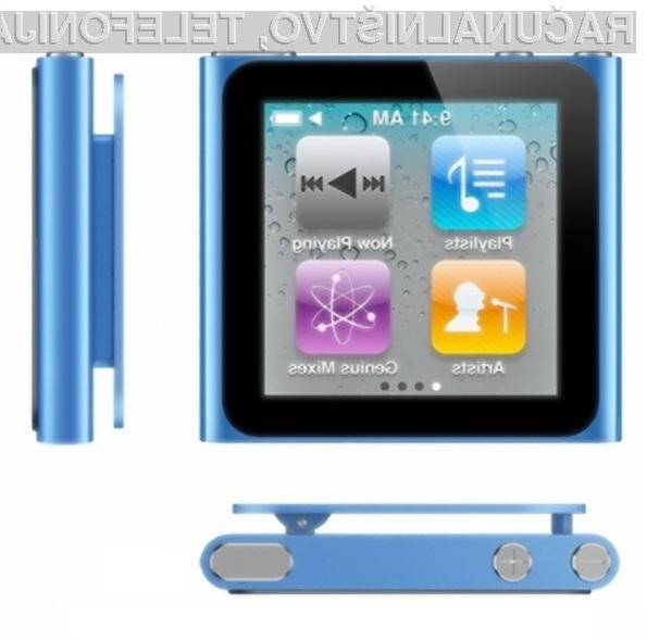 Novi  iPod nano