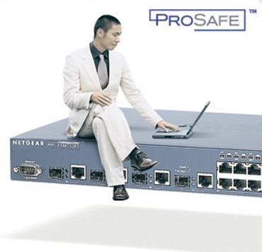 NETGEAR mrežne rešitve za srednja in majhna podjetja