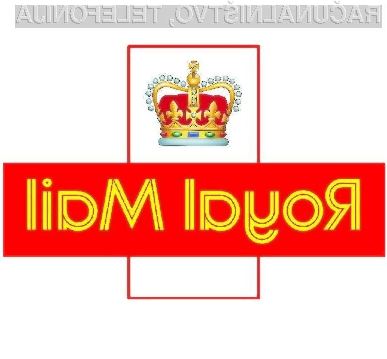 Prva pametna poštna znamka bo zagotovo razveselila marsikaterega ljubitelja britanskih železnic.
