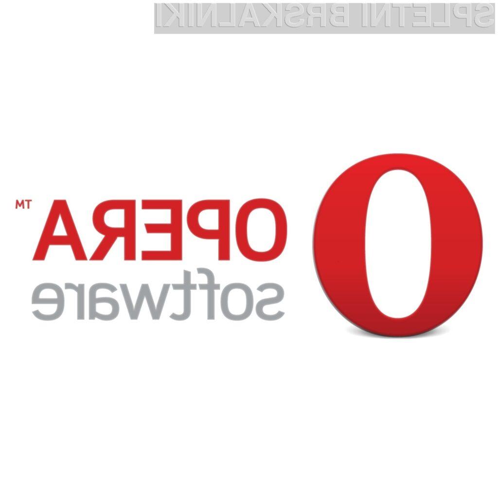 Prihajajoči spletni brskalnik Opera 11 bo bogatejši za možnost nameščanja programskih vstavkov.