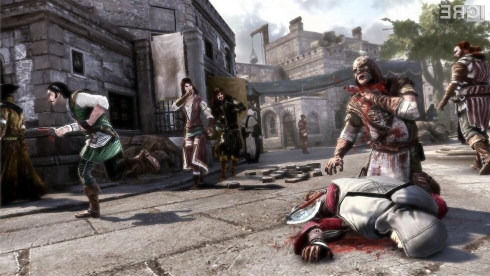 "Brezplačen dodatek igre ""Assassin's Creed: Brotherhood"""