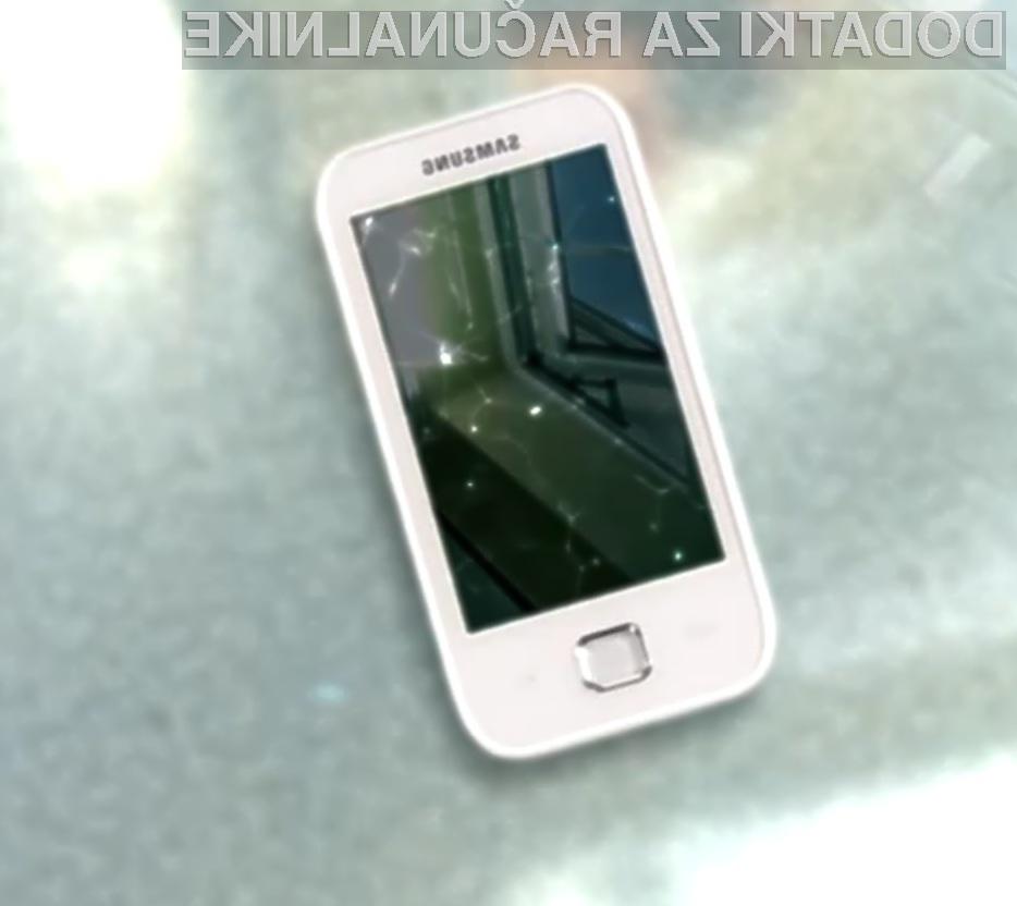 Samsung Galaxy Player z vsemi topovi nad Applov iPod touch