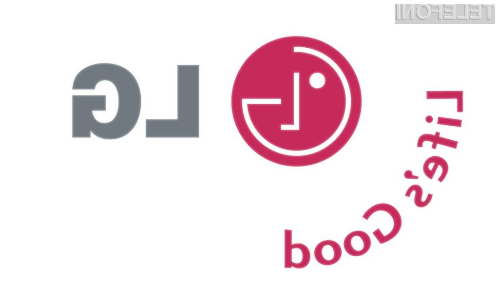 LG je tretji največji proizvajalec mobilne telefonije.