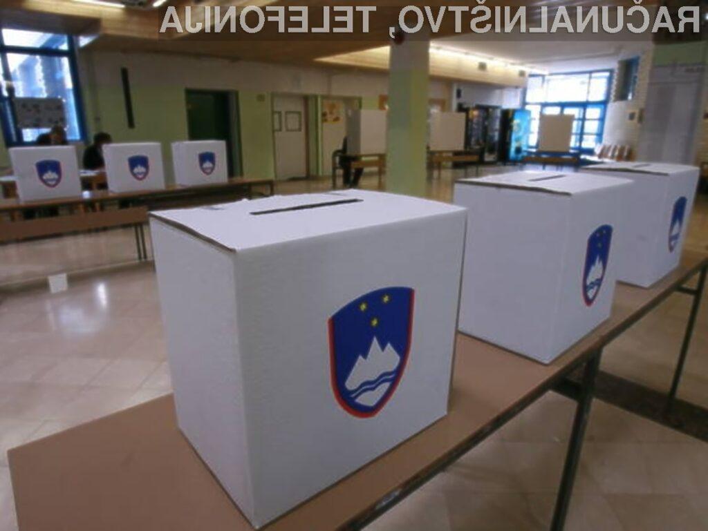 Lokalne volitve: Volilni molk tudi na socialnih omrežjih!