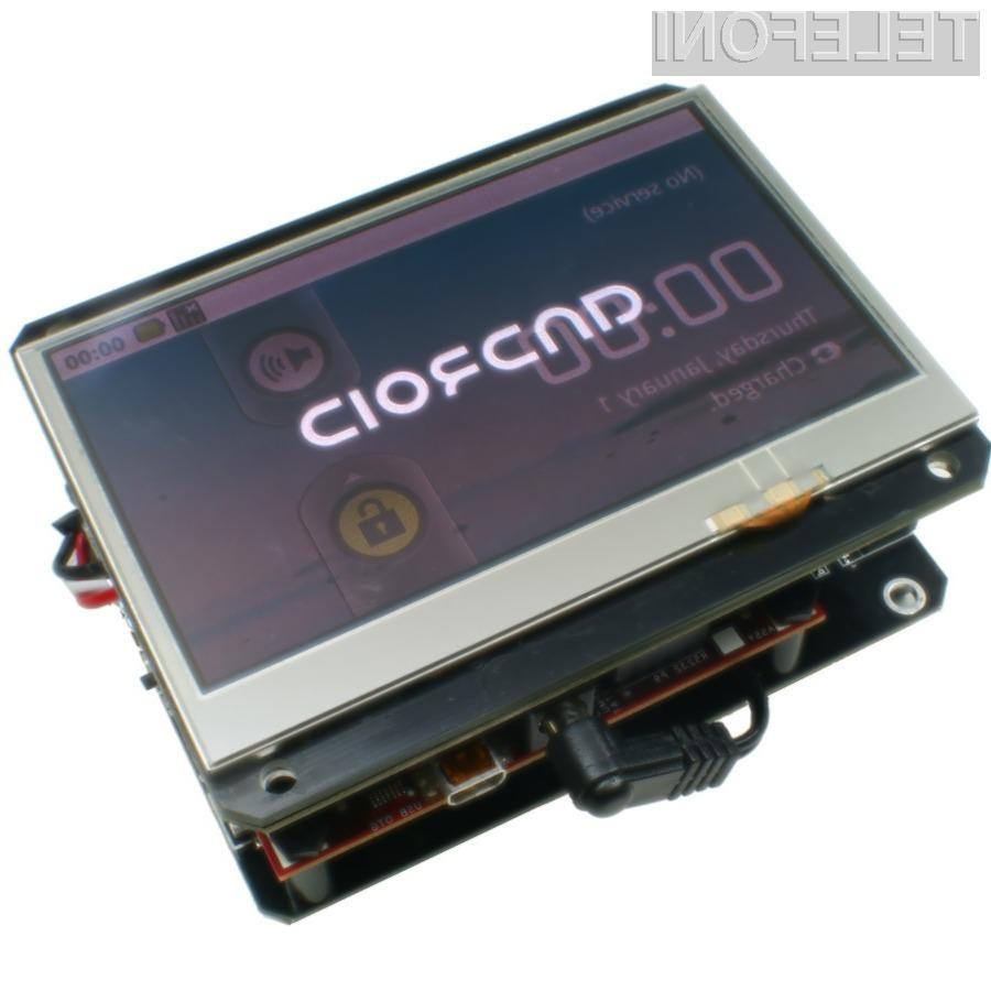 Android DIY kit s 4.3 palčnim AMOLED-om