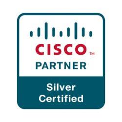 SRC potrdil status Cisco Silver Certified Partner